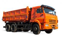 Самосвал-сельхозник КамАЗ-45143-6012-23 (6х4, г/п 12 тонн, двигатель 300 л.с., Евро-4)