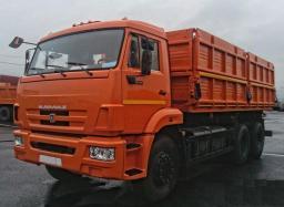 Сельхозник-Самосвал КамАЗ-45143-6012-19 (без мочевины, двигатель Евро-4)