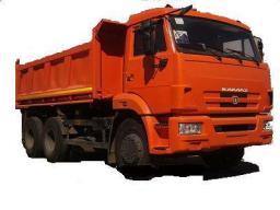Самосвал КамАЗ-65115-6057-19 (6х4, боковая разгрузка, двигатель Евро-4)