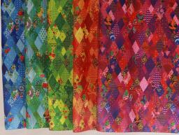 Печать на ткани полноцветная
