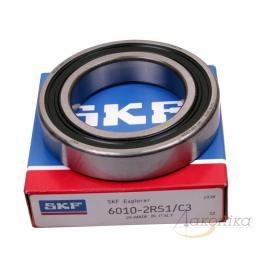 подшипник SKF 6010 2RS1