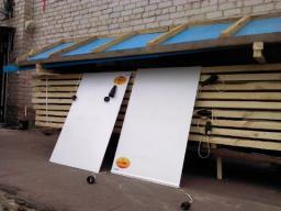 Нагреватель поверхностный промышленный Термоактивная кассета для сушки древесины) (НППТК)