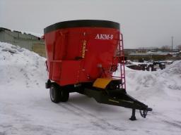 Агрегат кормовой АКМ-9 (8 куб.м)