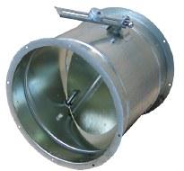 Клапаны обратные общепромышленные КОП-1 150*150