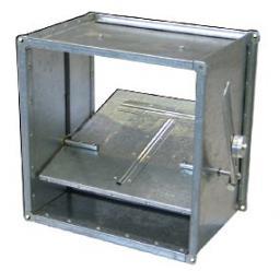 Клапаны обратные Огнезадерживающие ТКОГ 05-01 150*150