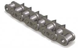 """Специальные цепи с зубчатыми пластинами Sharp top chains 1"""" (16B) 5118.000.51"""