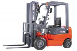 Автопогрузчик Heli CPCD15 / CPQD15 серия H2000 грузоподъемность 1500 кг