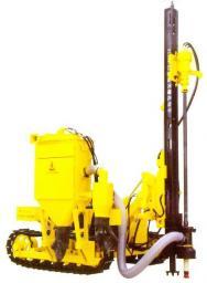 KH3 пневмо-гидравлическая установка KH3(KY100) на гусеничном ходу