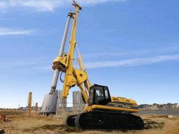 Вращательные землеройно-бурильные установки FR612B, FR618D, FR622D, FR626D