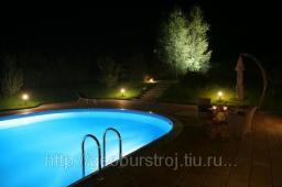 Проектирование и изготовление бассейнов