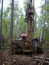 Геология участка, геолого разведка.