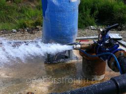 Бурение артезианских скважин на воду для фермерских хозяйств