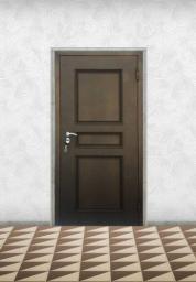 Двери входные с терморазрывом (в частный, коттедж)