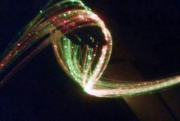 Пучок фиброоптических волокон с боковым свечением 100 шт