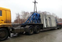 Аренда панелевоза 20 тонн