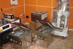 Вакуум-упаковочная машина , Настольный вакуумный аппарат