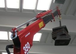 Аренда крана-манипулятора Ferrari