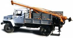 Аренда ямобура ГАЗ-3308
