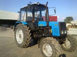 Аренда трактора МТЗ-892