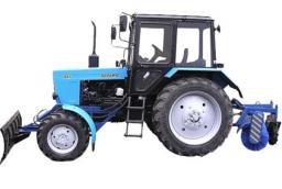 Аренда трактора мтз с навесным оборудованием