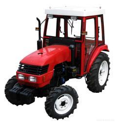 Аренда малогабаритного трактора Dong Feng -304 с кабиной