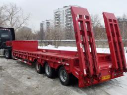 Аренда платформы Низкорамная платформа (20-25 тонн)