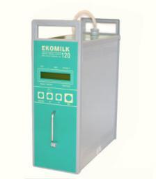 АНАЛИЗАТОР КАЧЕСТВА МОЛОКА Ультразвуковой Экомилк (120 сек, 6 параметров), пр-во Болгария