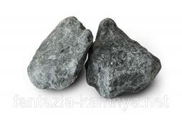 Камень Габбро-диабаз для бани, 20 КГ