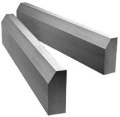 Бордюрный камень садовый Бр-50-20-8 серый