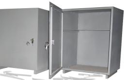 Сейф-шкаф для бумаг и мелкого инструмента