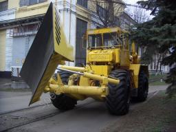 Бульдозерный отвал К-700/701 (Задняя навеска) ДМ-15.00.000