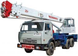 Челябинец КС-45721-25