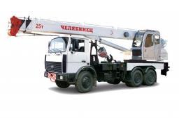 Челябинец КС-45721-33
