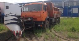 ДМК 40-03 на шасси КАМАЗ-65115