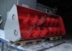 Шнекороторное оборудование СШР-3,2 на К-700 (Задняя навеска)