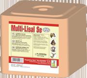 Лизунец минеральный (соль натриевая 94%) Multilizal SE