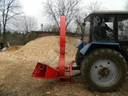 Садовый измельчитель веток:Машина древесно-рубильная МДР-0,8 М (МДР-0.8Г)