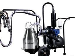 Аппарат доильный Bosio MMU11, для крс, с доильным ведром (DeLaval)