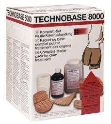 Набор для ухода за копытами Technobase 8000