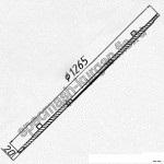 Опора планетарного редуктора Ф-1265мм, толщина 20мм. ДУ-84.187.450