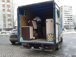 Вывоз диванов и другой мебели
