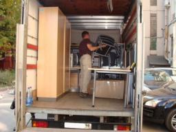 Утилизация мебели из квартир заказать