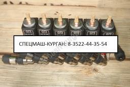 УСТАНОВКА БЛОКА КЛАПАНОВ КО-829Б.81.01.000 Z