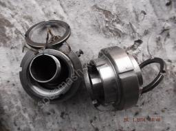 Ремкомплект шарнирного соединения поворота откидной секции битумного распределителя РКЗЧ-01