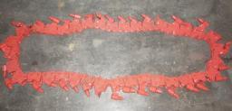 Цепь режущая резцовая ЦРР-120, ЦРР-150