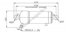 Гидроцилиндр 35072-8603010-12