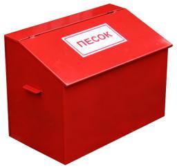 Ящики для песка 0.3 м3 металлические купить