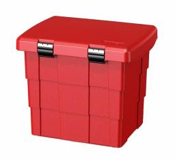 Ящик для песка 0,25 м3 пластиковый с дозатором купить