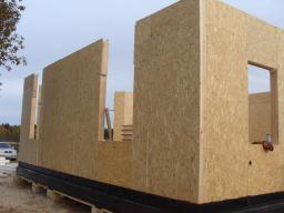 Плита OSB-3 толщина 8мм,9мм,12мм