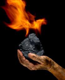 Купить уголь в Новосибирске.